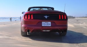 2015 Ford Mustang Convertible  64