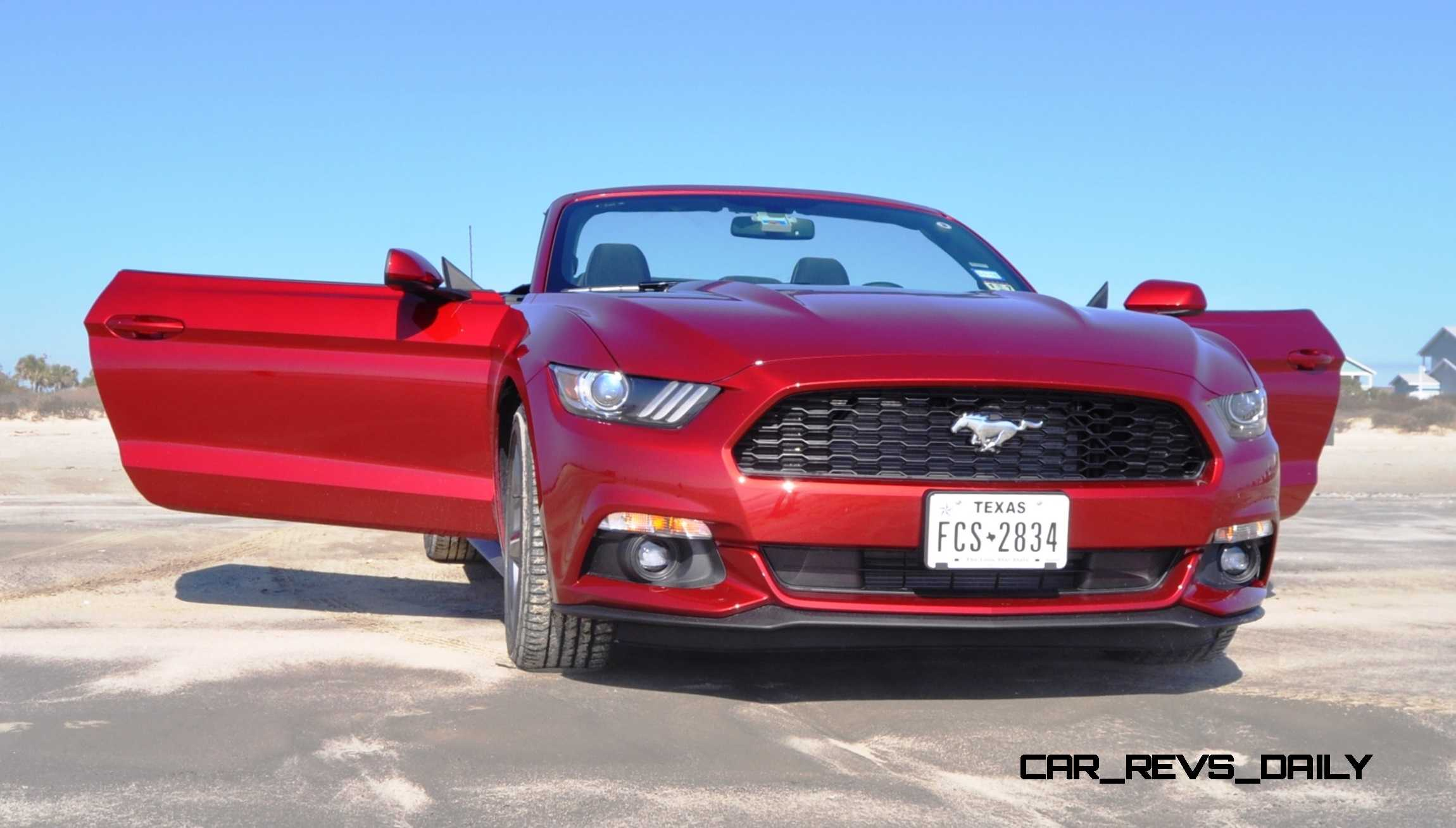 2015 ford mustang convertible 66. Black Bedroom Furniture Sets. Home Design Ideas