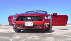 2015 Ford Mustang Convertible  67