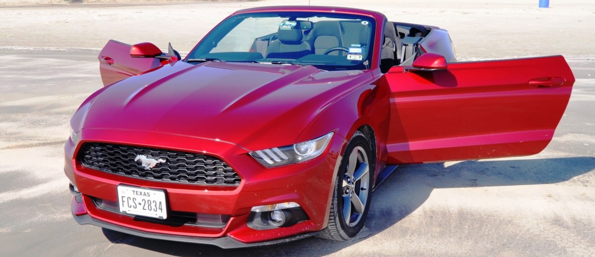 2015 Ford Mustang Convertible  68