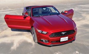 2015 Ford Mustang Convertible  69