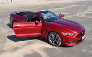 2015 Ford Mustang Convertible  70