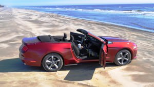 2015 Ford Mustang Convertible  72