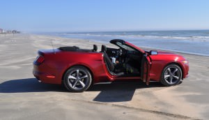2015 Ford Mustang Convertible  73