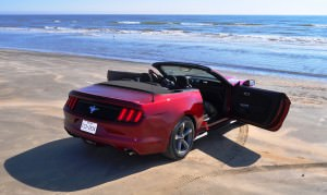 2015 Ford Mustang Convertible  78