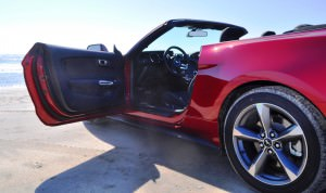 2015 Ford Mustang Convertible  83