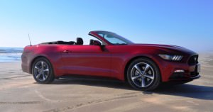 2015 Ford Mustang Convertible  9