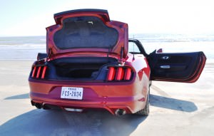 2015 Ford Mustang Convertible  93