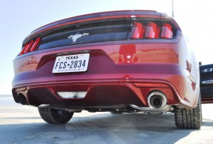 2015 Ford Mustang Convertible  94