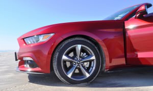 2015 Ford Mustang Convertible  95