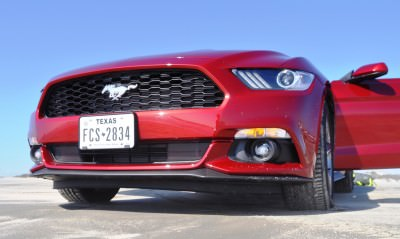 2015 Ford Mustang Convertible 96