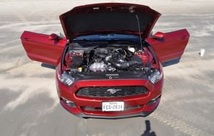 2015 Ford Mustang Convertible  97