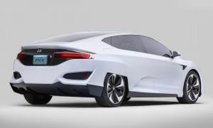 2015 Honda FCV Concept 4