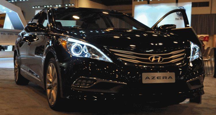 2015 Hyundai Azera - LEDetails