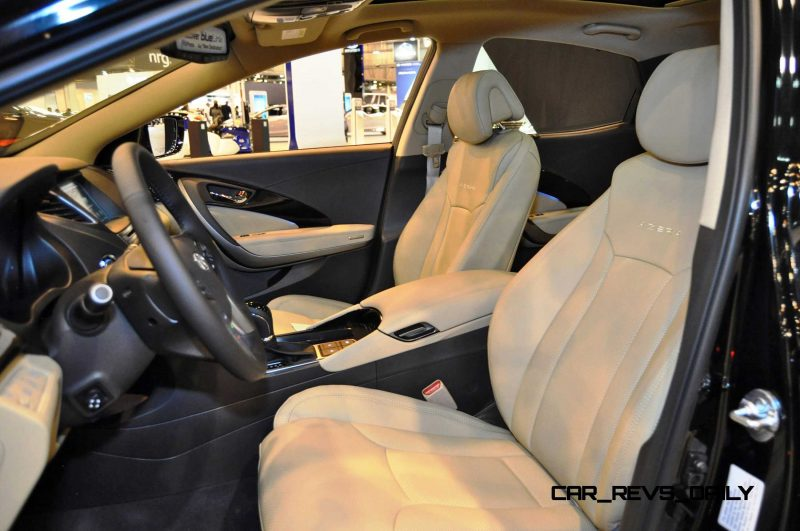 2015 Hyundai Azera LEDs 10