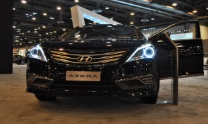 2015 Hyundai Azera LEDs 11