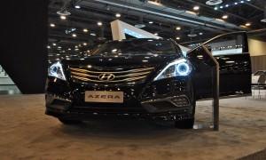 2015 Hyundai Azera LEDs 12