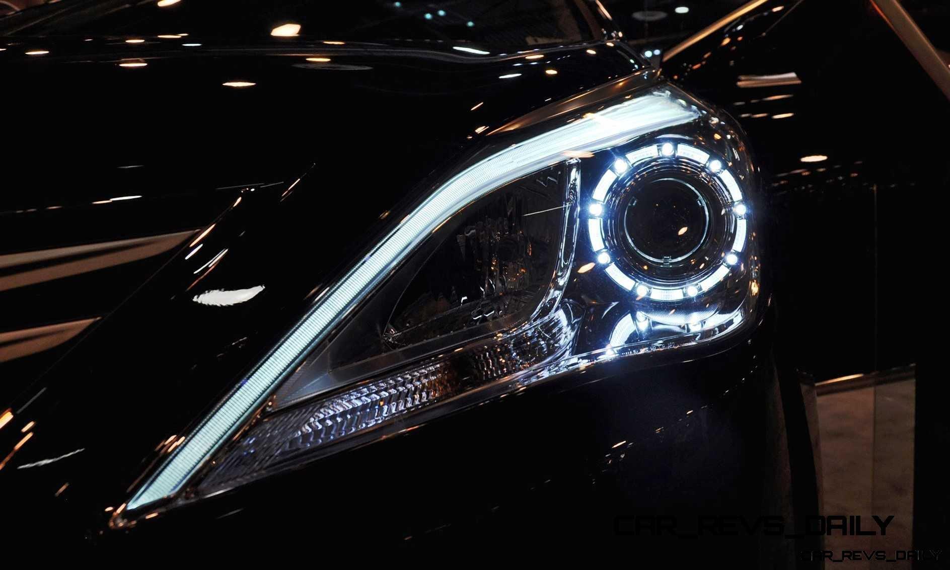 2015 Hyundai Azera LEDs 17