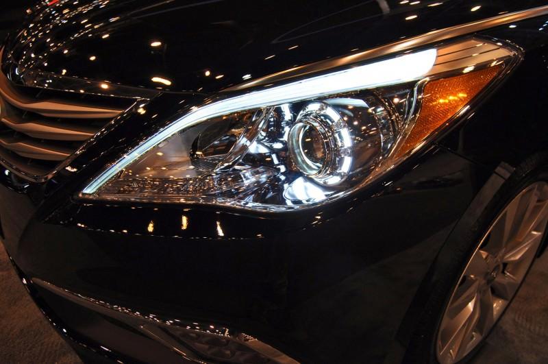 2015 Hyundai Azera LEDs 18