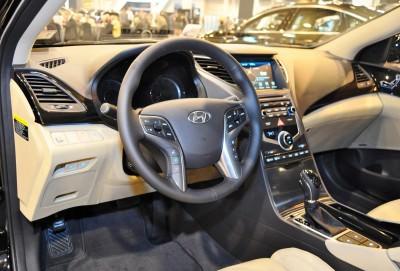 2015 Hyundai Azera LEDs 19