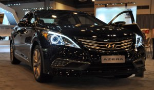 2015 Hyundai Azera LEDs 2