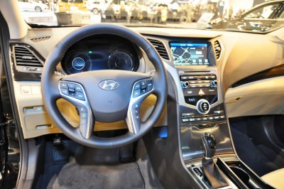 2015 Hyundai Azera LEDs 20