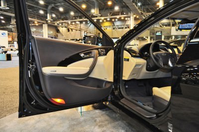 2015 Hyundai Azera LEDs 22