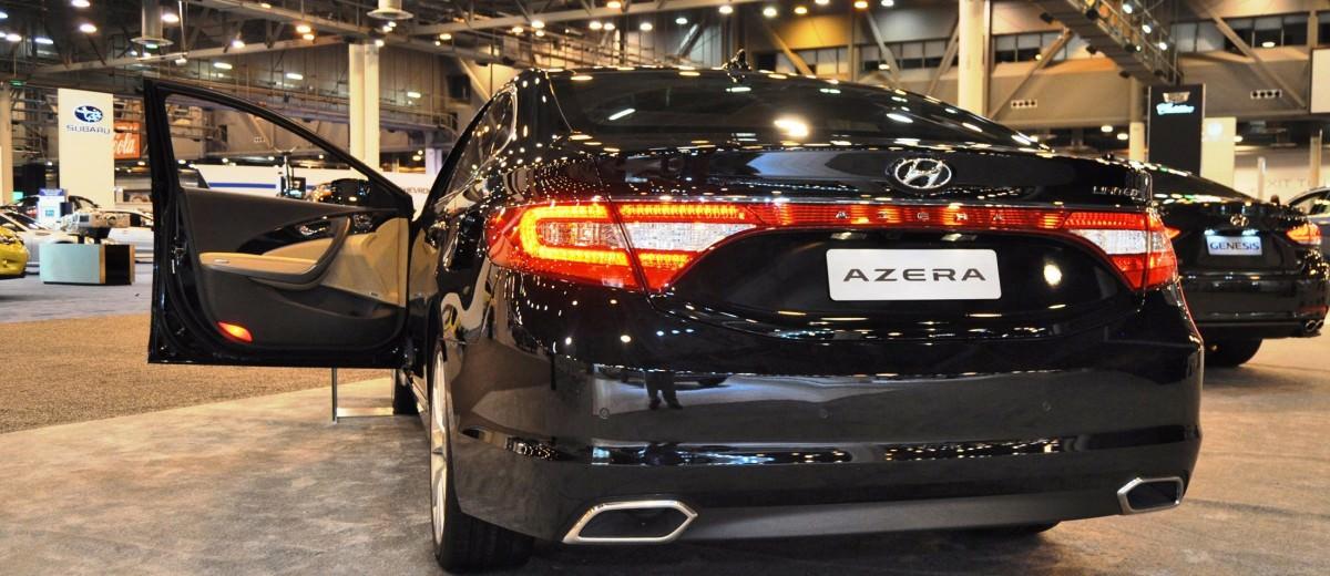 2015 Hyundai Azera LEDs 23