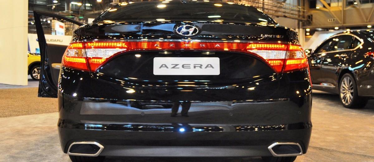 2015 Hyundai Azera LEDs 24