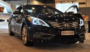 2015 Hyundai Azera LEDs 25