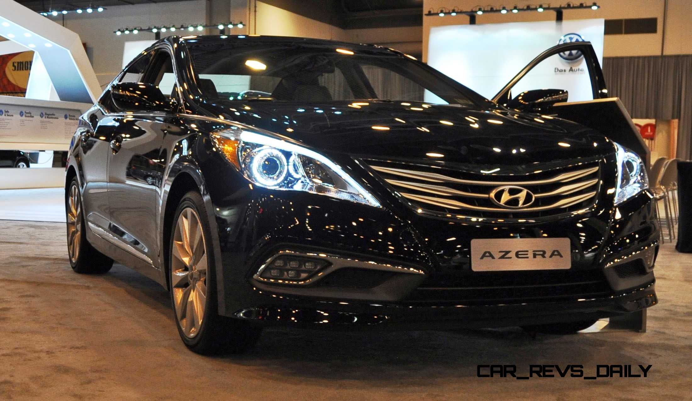 cars review hyundai united azera