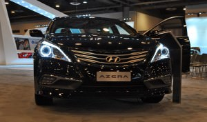 2015 Hyundai Azera LEDs 6