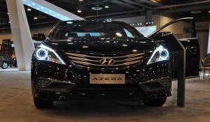 2015 Hyundai Azera LEDs 7