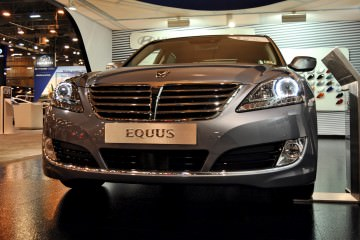 2015 Hyundai Equus on Hyperdrive Evolution in Chase for S-Class Clients