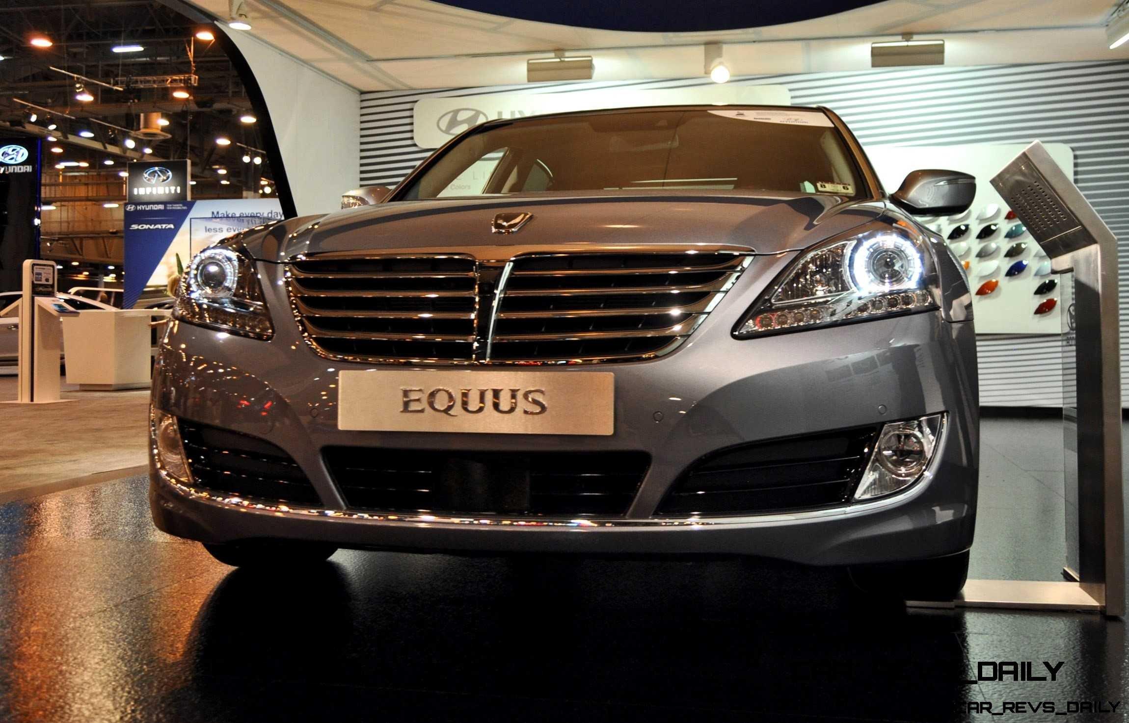2015 Hyundai Equus 3