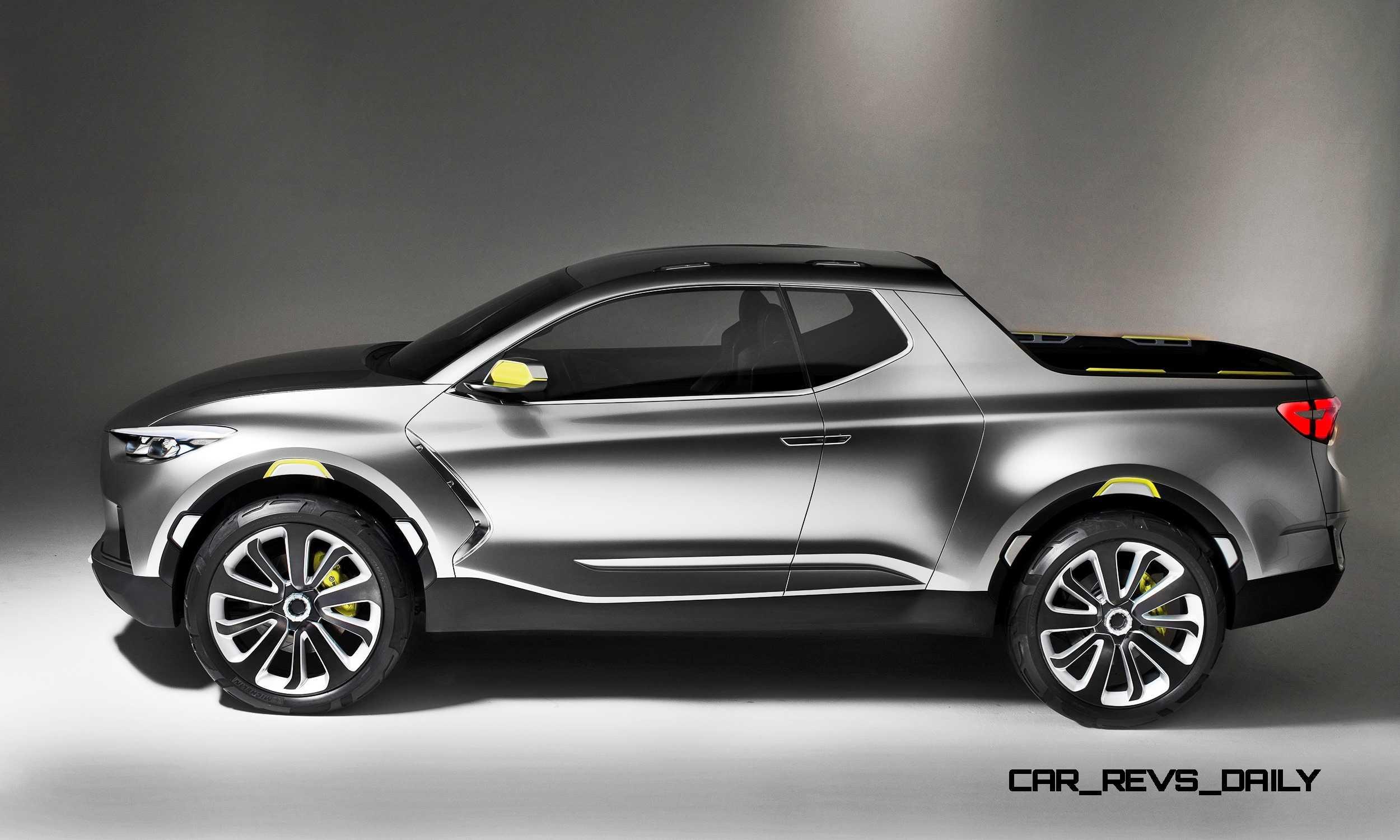 Honda Santa Fe >> 2015 Hyundai Santa Cruz Concept