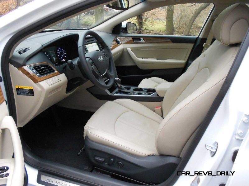2015 Hyundai Sonata Limited Review 9