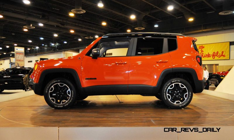 2015 Jeep Renegade 10