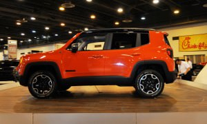 2015 Jeep Renegade 11