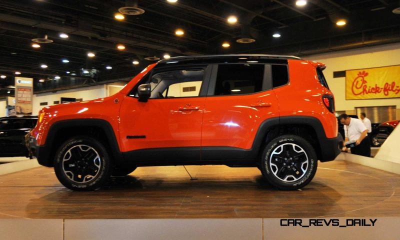 2015 Jeep Renegade 11