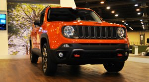2015 Jeep Renegade 12