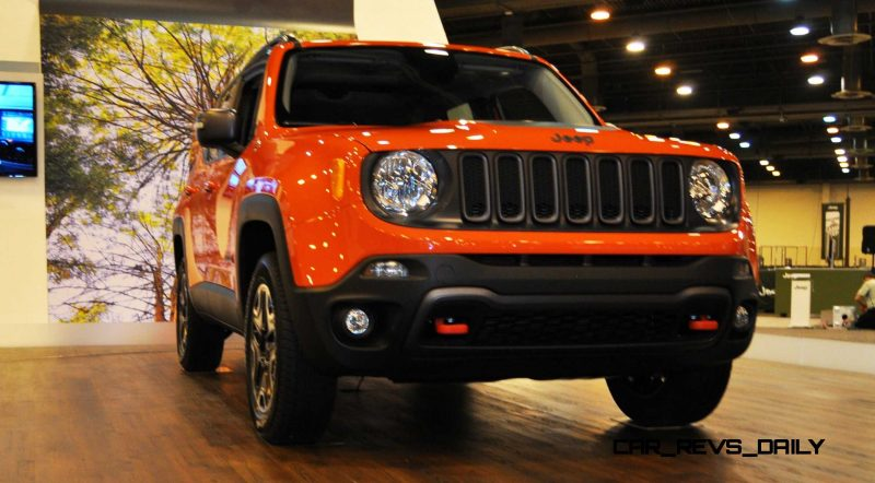2015 Jeep Renegade 12