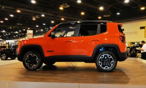 2015 Jeep Renegade 13