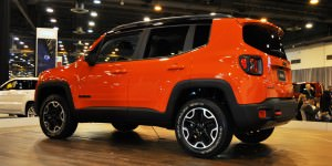 2015 Jeep Renegade 14