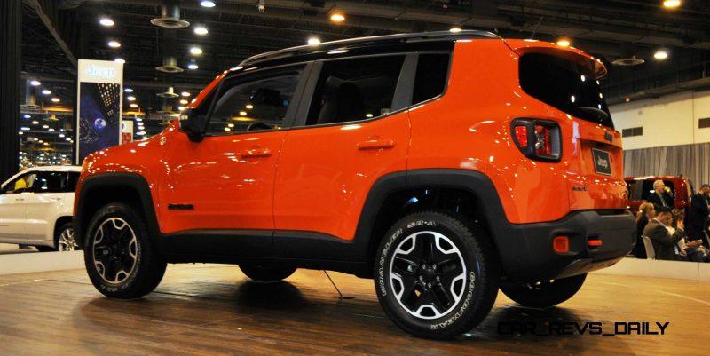 2015 Jeep Renegade 14