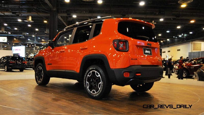 2015 Jeep Renegade 16