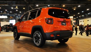 2015 Jeep Renegade 17
