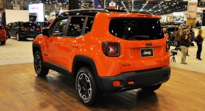 2015 Jeep Renegade 18