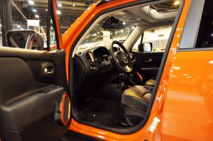 2015 Jeep Renegade 19
