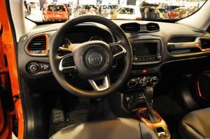 2015 Jeep Renegade 26